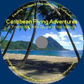 flying videos dvd caribbean pilot's guide